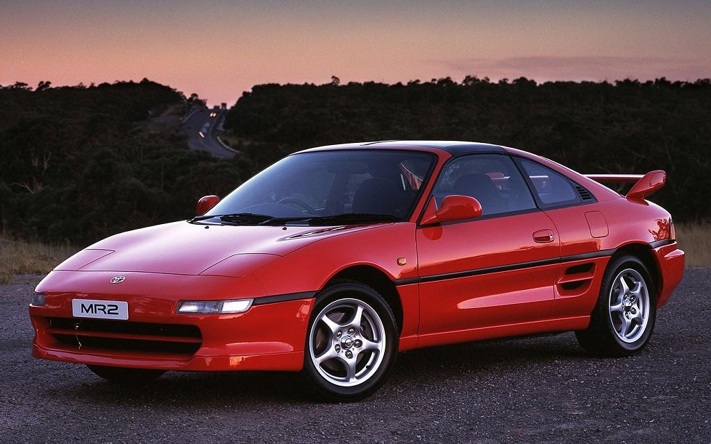 Toyota MR2 1991