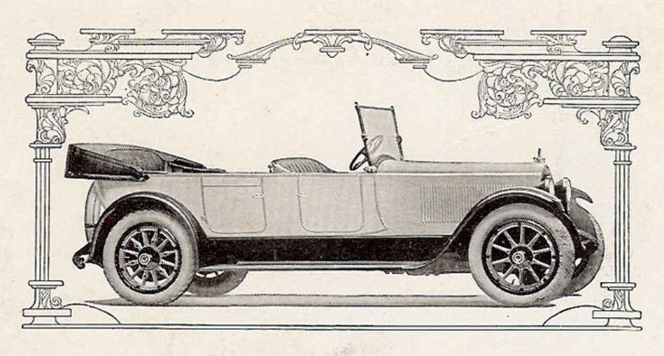 Packard Twin Six 1916