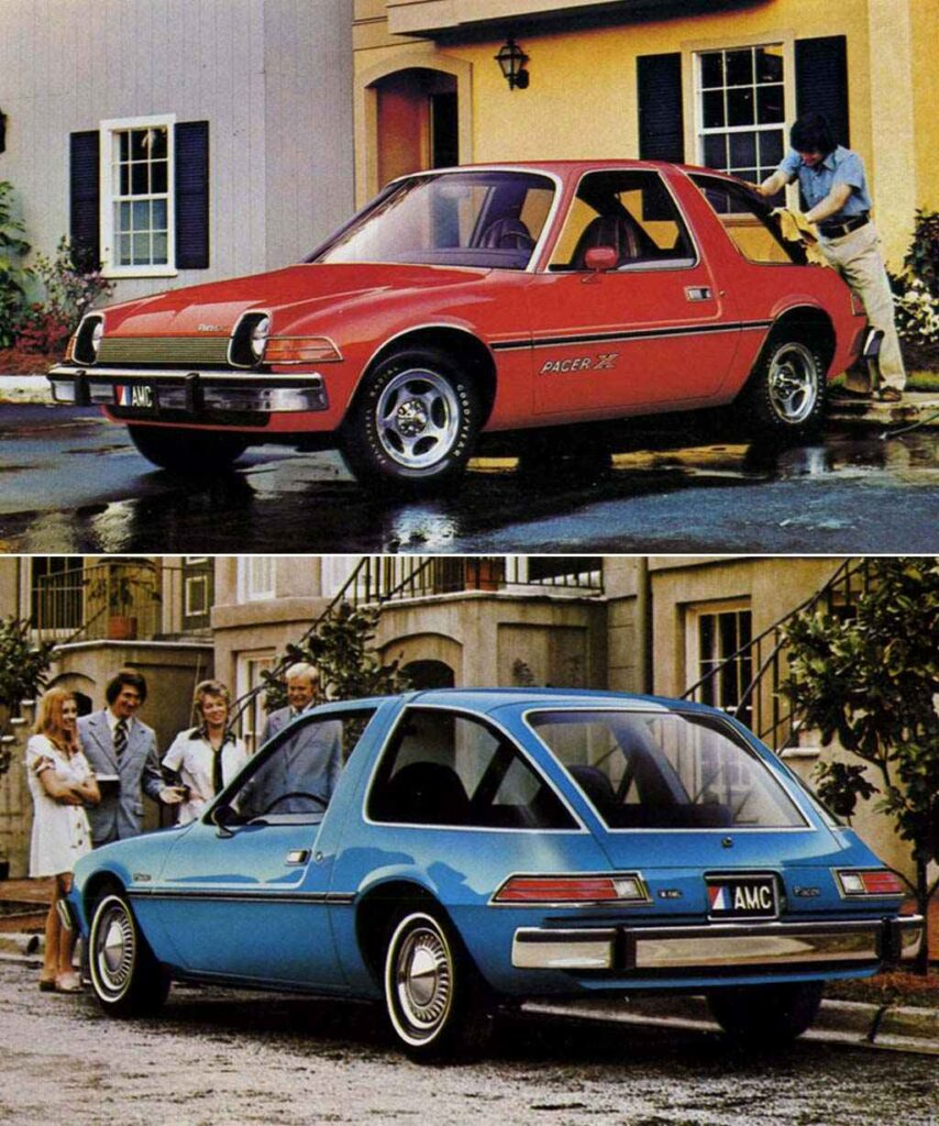 American Motors Corporation Pacer