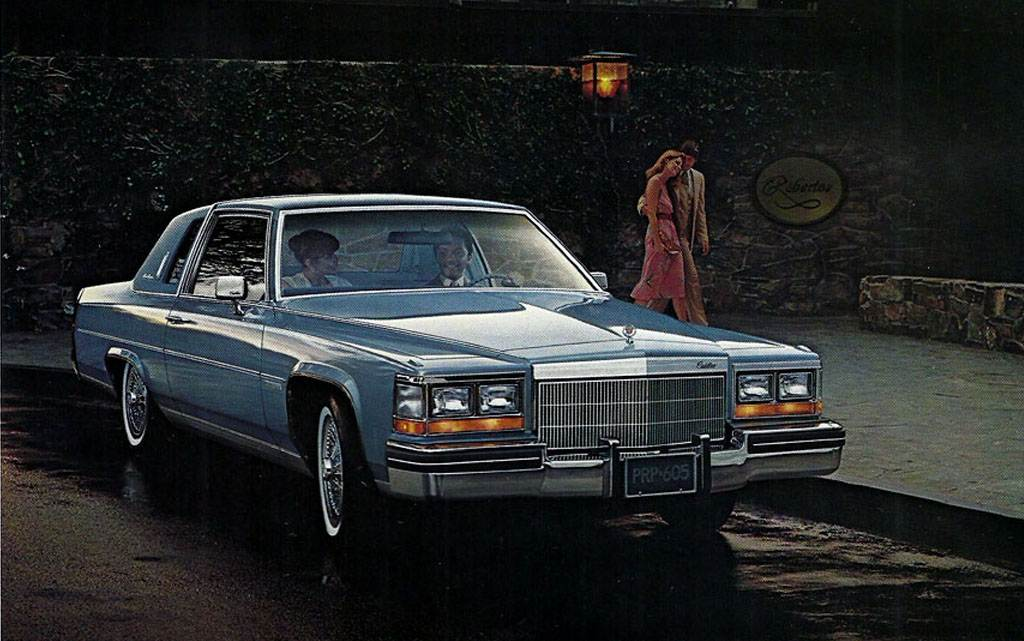 Cadillac Fleetwood Brougham Coupe