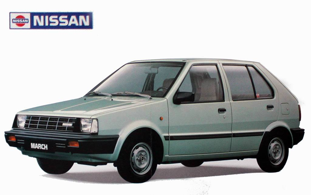 Nissan March Micra 1982