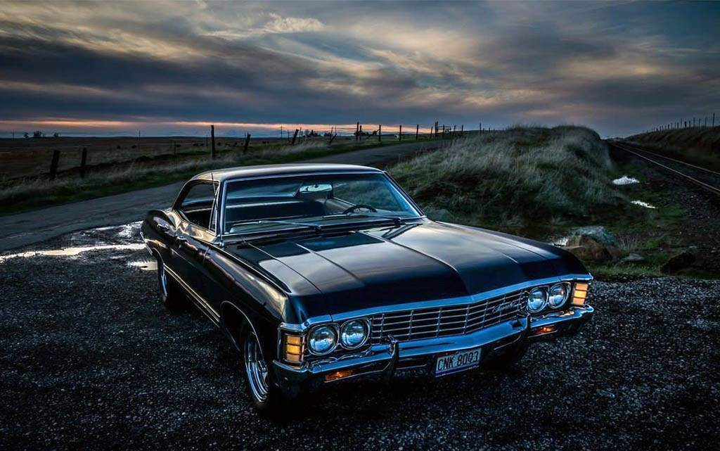 Chevy Impala Supernatural