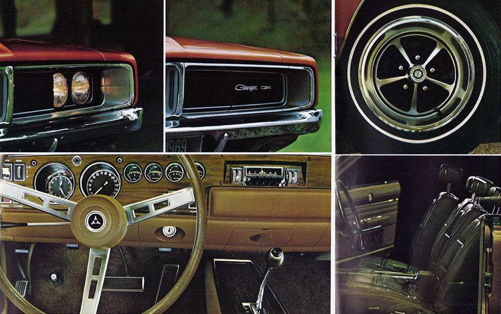 dodge charger rt 1968-1970