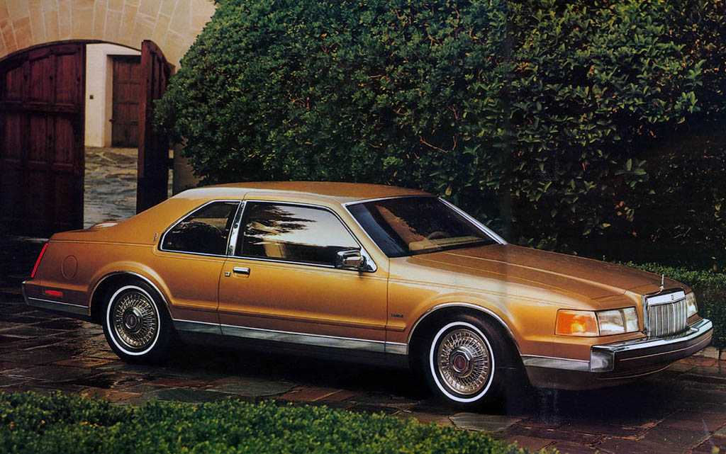 Lincoln Continental Mark VII