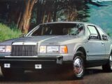 Lincoln Continental Mark VII 1984