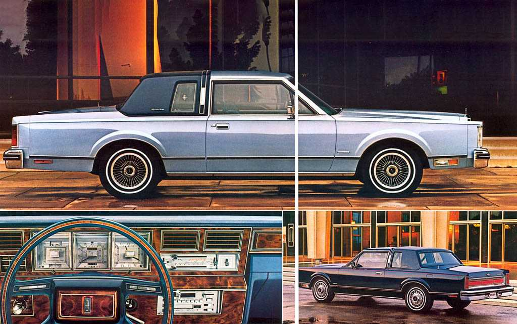 Lincoln Town Car Coupe
