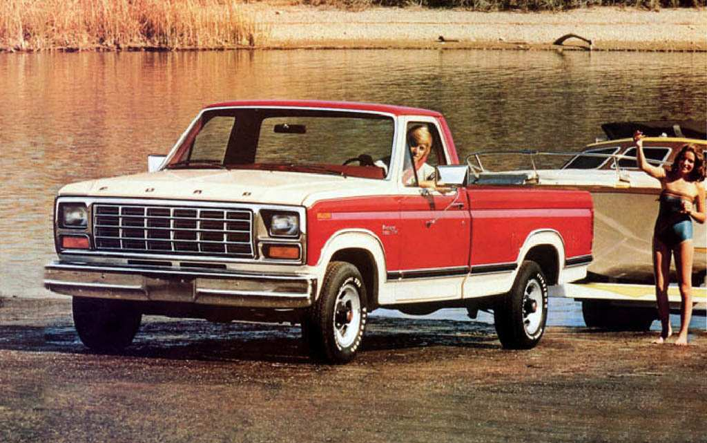 Ford F-150 1981